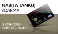 Věrnostní karta Citroën