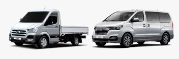 Užitkové vozy Hyundai