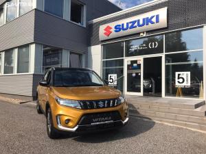 Suzuki Vitara, 1,4 BoosterJet HYBRID Premium