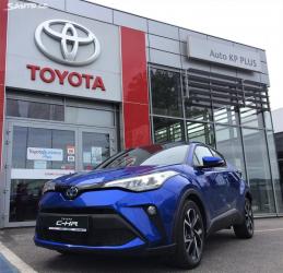 Toyota C-HR, 1,8 hybrid Style