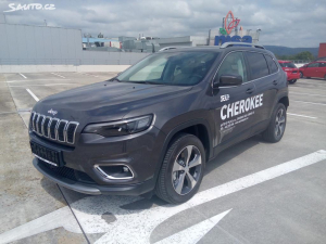 Jeep Cherokee LIMITED, model 2019