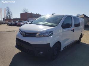 Toyota Proace, CrewCab L2 2.0D4-D 140k MAN6