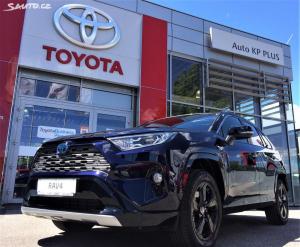 Toyota Rav4 2.5 hybrid 4x4 Selection