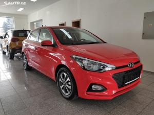 Hyundai i20 1,2i 55kW Comfort +Club+15