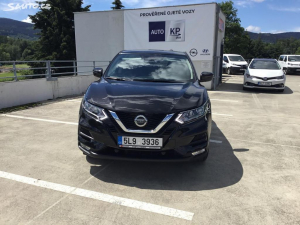 Nissan Qashqai, Acenta + Technology