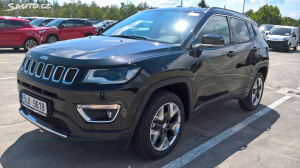 Jeep Compass 1.4 MAIR 170k AWD LIMITED