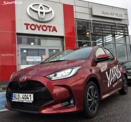 Toyota Yaris Comfort Style Tech 1.5