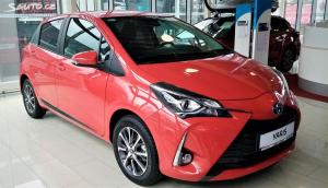 Toyota Yaris Active Trend Y20