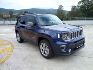 Jeep Renegade LIMITED 1.3 GSE 180k 4WD 9AT
