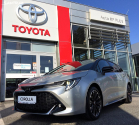 Toyota Corolla, TS GR-Sport 1.8 hybrid