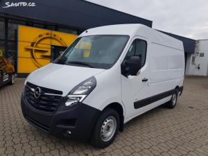 Opel Movano, VAN L2H2 2.3CDTi 135k MAN6