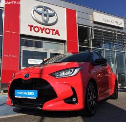 Toyota Yaris 1,5 hybrid Premiere Edition