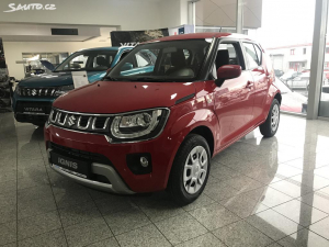Suzuki Ignis 1,2 HYBRID COMFORT MY21
