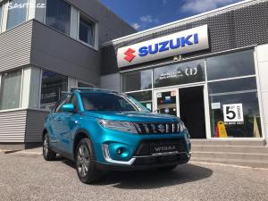 Suzuki Vitara, 1,4 B HYBRID Premium MY21