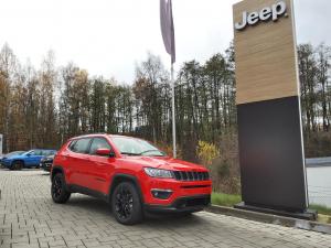 Jeep Compass, 1,3T 6st DDCT 150k FWD NIGHT E