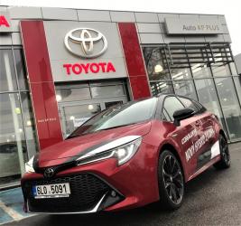 Toyota Corolla, TS GR-Sport Dynamic AVS 2.0 H