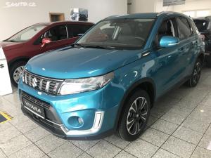 Suzuki Vitara, 1,4 B HYBRID Elegance MY21