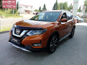 Nissan X-Trail 2,0 dCi 177k 4x4 AT7 Tekna