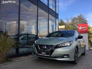 Nissan LEAF, 40kW Tekna
