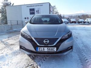 Nissan LEAF, Acenta + Navi
