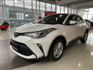 Toyota C-HR 1.8 Hybrid Comfort