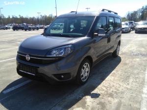 Fiat Dobló COMBI MAXI L2 1,6 Mtj 105k SX