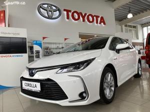 Toyota Corolla, 1.8 Hybrid Comfort Tech