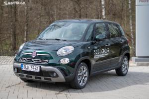 Fiat 500L, CROSS 1,4 95k
