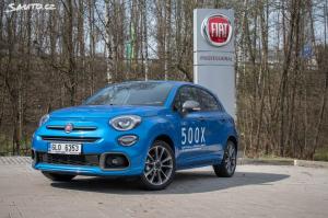 Fiat 500X, SPORT 1,0 Firefly 120k MT6
