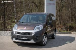 Fiat Fiorino Combi, ADVENTURE 1,3 95k N1