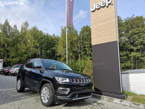Jeep Compass 1,3 GSE 130k MT LIMITED