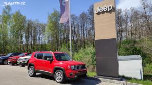 Jeep Renegade, 1,3T 150k 6st Aut Limited