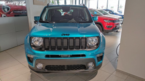 Jeep Renegade, 1,3T 150k AT Limited