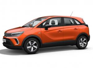 Opel Crossland, EDITION 1.2 TURBO (81kW) MT-6
