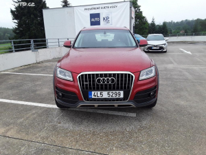Audi Q5, 3.0TDI 180kW QUATTRO