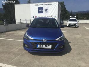 Hyundai i20, 1,0 TGDI AT