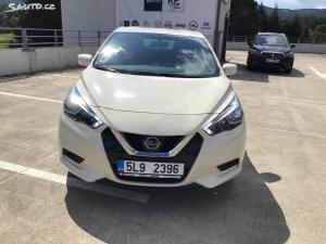 Nissan Micra, 1,0