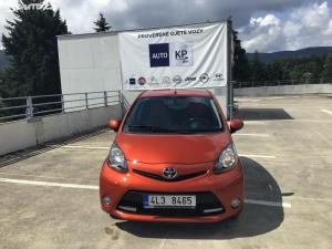Toyota Aygo, 1,0