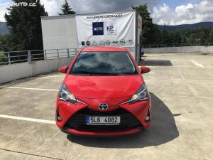 Toyota Yaris, 1,0 VVTI