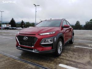 Hyundai Kona 1,6 T-GDI 177k 4x4 7DCT Mystic