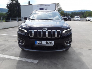 Jeep Cherokee Limited- model 2019