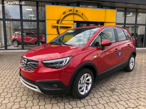 Opel Crossland X Innovation 1.2 Turbo 81 kW