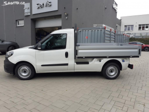 Fiat Dobló, WORK UP 1,6 Multijet 105k