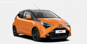 Toyota Aygo 1,0i Selection x-cite