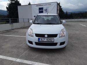 Suzuki Swift, 1,3