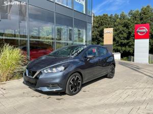 Nissan Micra, 1,0 IG-T 92k Acenta + SC