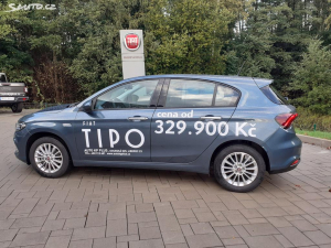Fiat Tipo, LIFE HB 1,0 100k