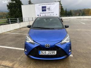 Toyota Yaris, 1.5 VVTi Smart Selection