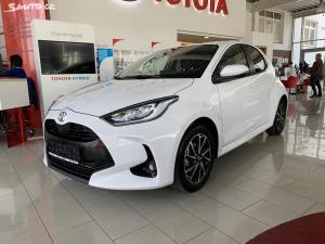 Toyota Yaris Comfort Style 1.5 125k
