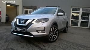Nissan X-Trail 1,6 dCi 4x4 Czech Line+Premium